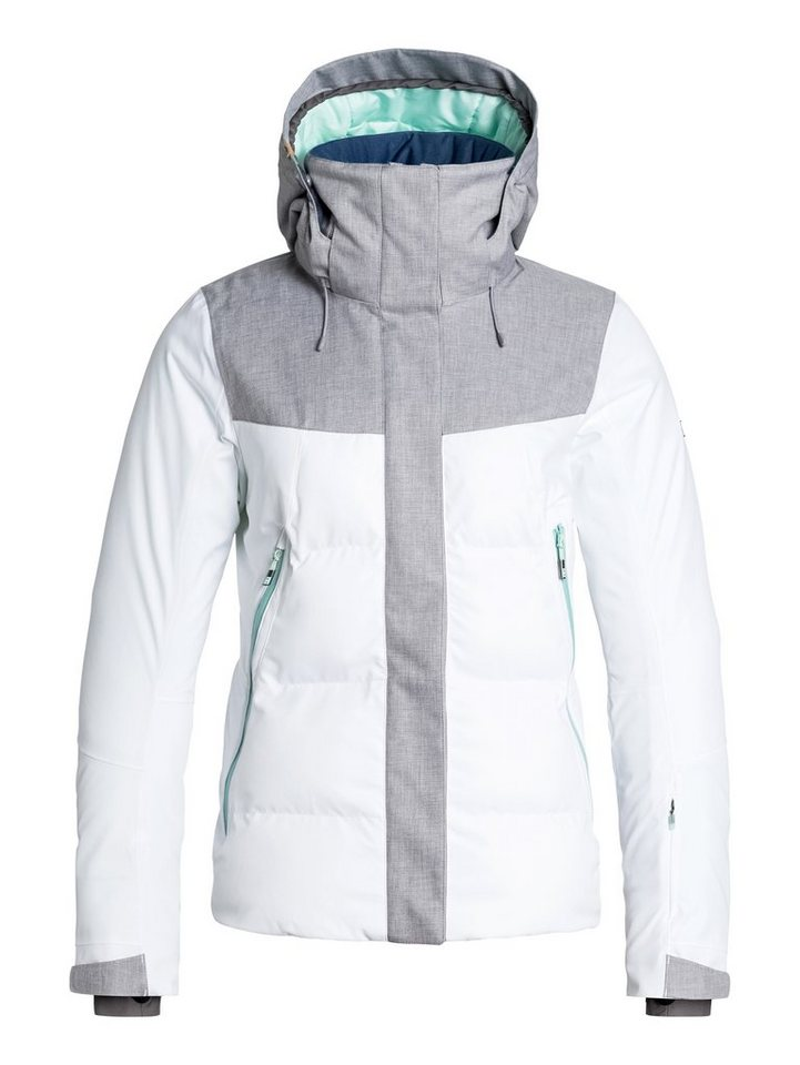 Roxy Snowboard-Jacke »Flicker« in Bright white