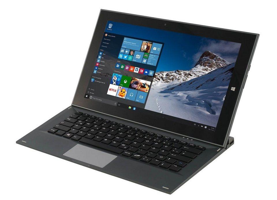 "Ionik 32GB Tablet-PC, Windows 10, Quad Core, 29,46cm (11,6"") »Globaltab W11601«"