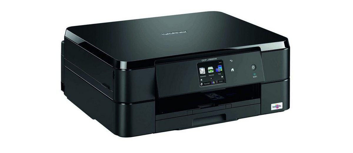 Brother Tintenstrahl-Multifunktionsdrucker »DCP-J562DW 3in1«