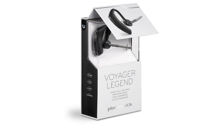 Plantronics Headset »Bluetooth Headset Voyager™ Legend«