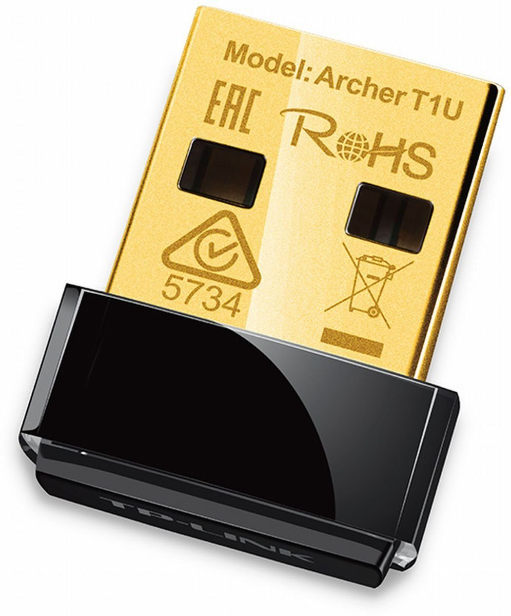 TP-Link WLAN-Stick »Archer T1U AC450 WLAN Nano USB Stick«