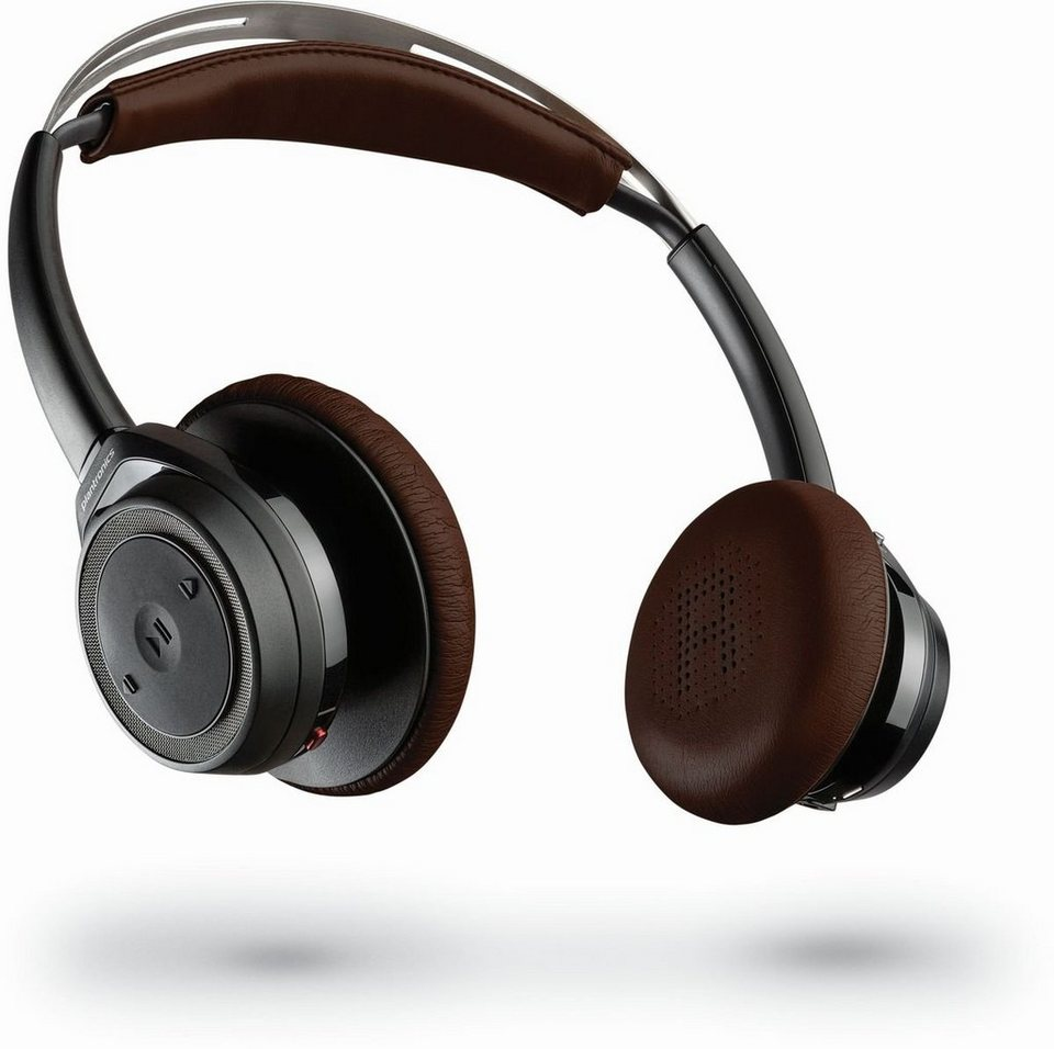 Plantronics Headset »BACKBEAT SENSE« in Schwarz