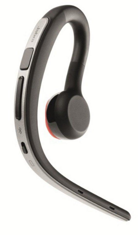 Jabra Headset »Bluetooth Mono Headset STORM®« in Schwarz-Rot