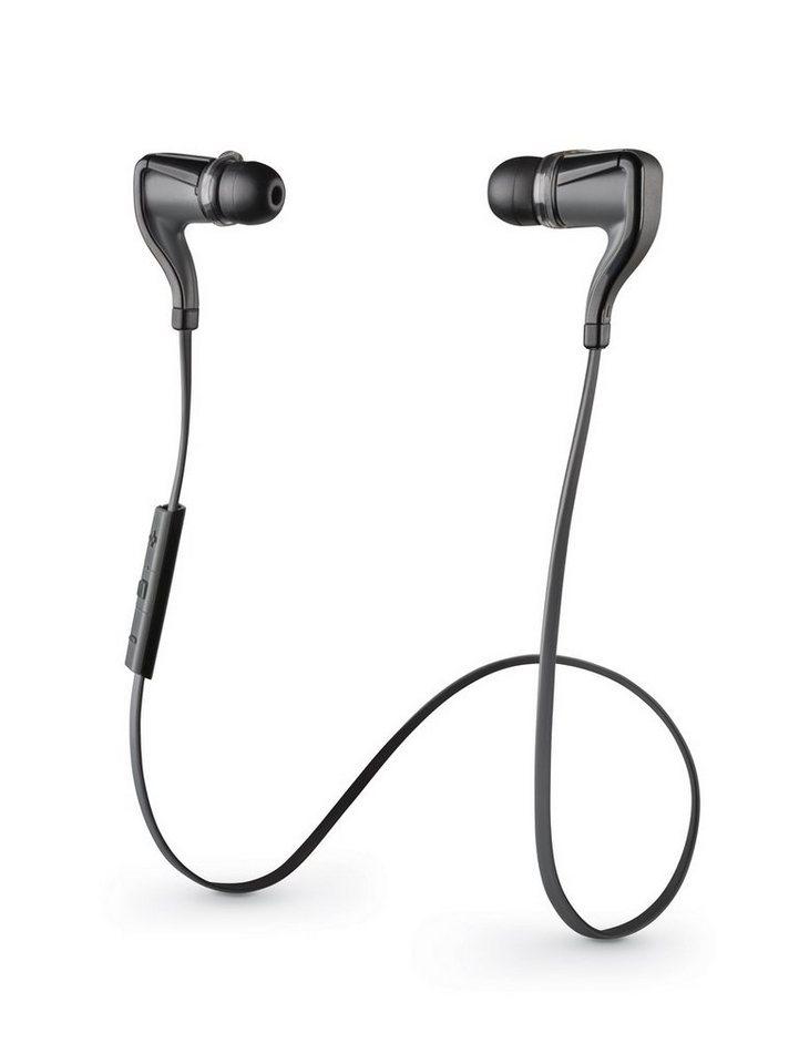 Plantronics Headset »Stereo Bluetooth Headset BackBeat GO2®« in Schwarz
