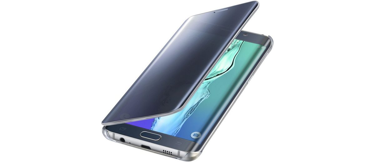 Samsung Handytasche »Clear View Cover Galaxy S6 Edge+«