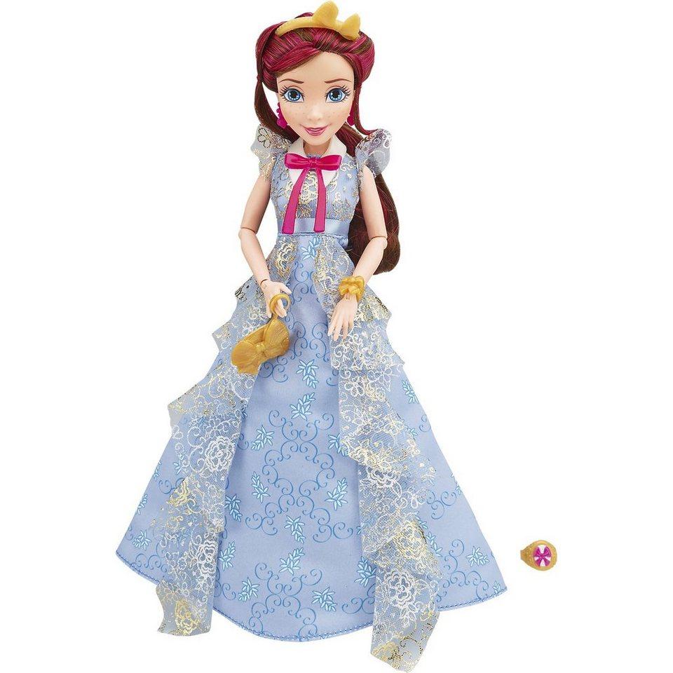 Hasbro Descendants Jane im festlichen Krönungs-Outfit