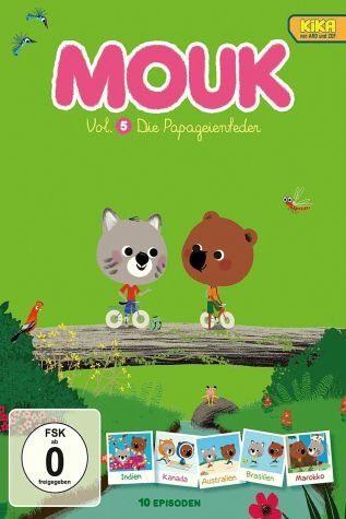 DVD »Mouk Vol. 5 - Die Papageienfeder«