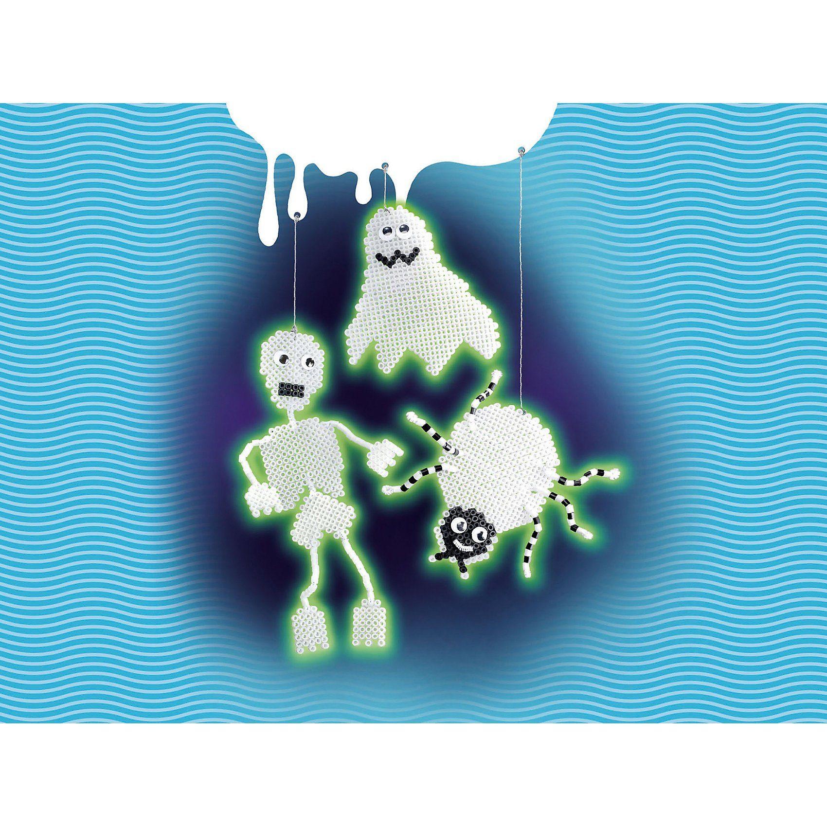Revell MyArts 30602 Glowing Ghosts Bügelperlen-Set Geister