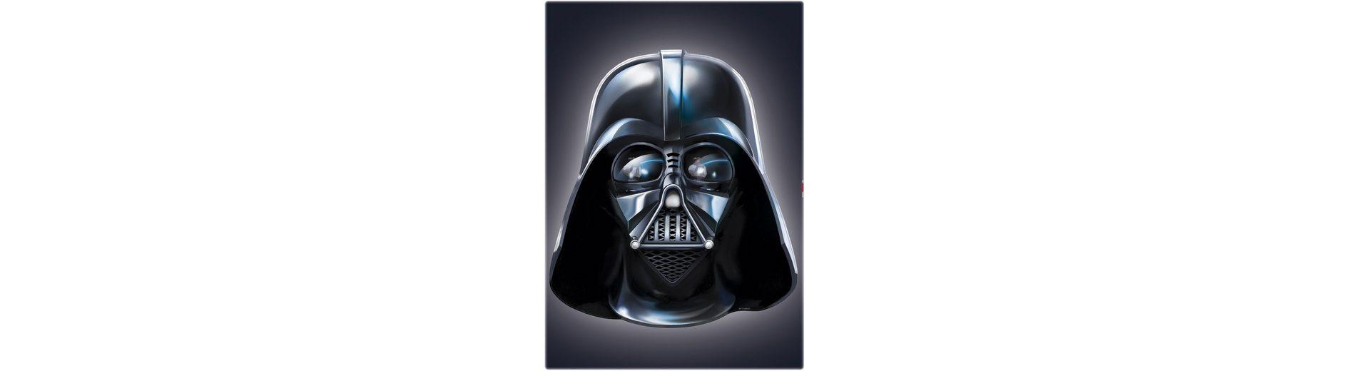 Wandsticker, Komar, »Star Wars Darth Vader«, 50/70 cm