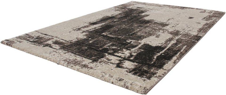 Teppich, Lalee, »Valencia901«, gewebt in Beige