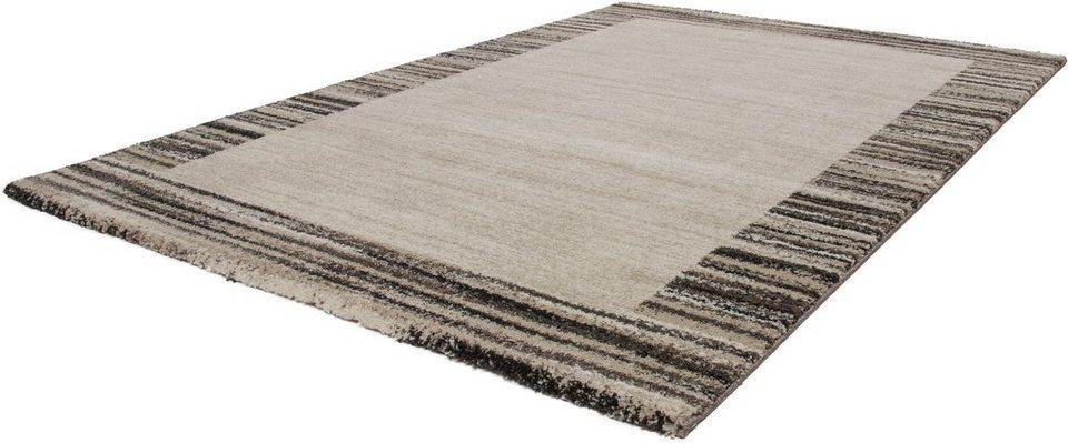 Teppich, Lalee, »Valencia904«, gewebt in Beige