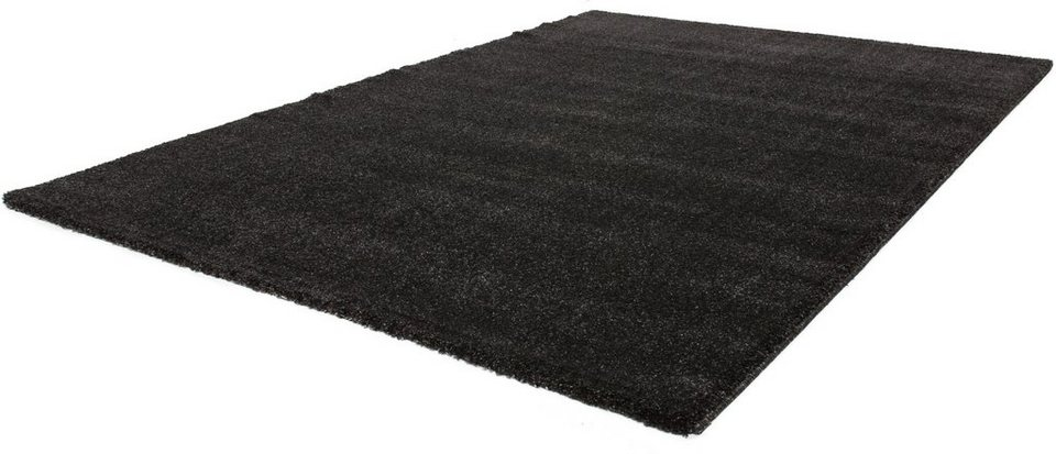 Teppich, Lalee, »Valencia900«, gewebt in Wenge