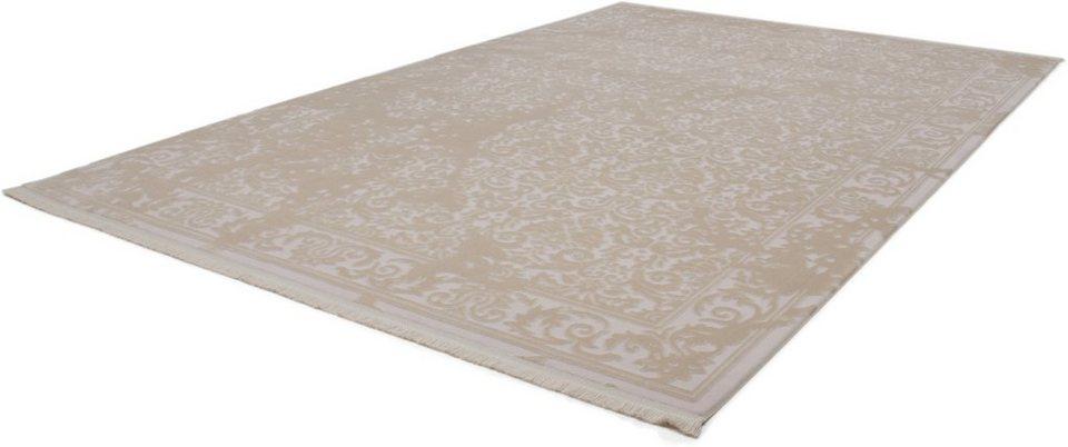 Teppich, Lalee, »Imperial503«, gewebt in Elfenbein