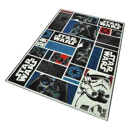 Kinder-Teppich, Star Wars, »Icons«, maschinell getuftet