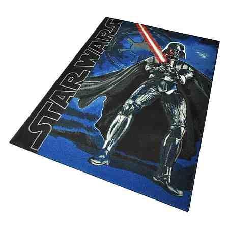 Kinder-Teppich, Star Wars, »Vader«, maschinell getuftet