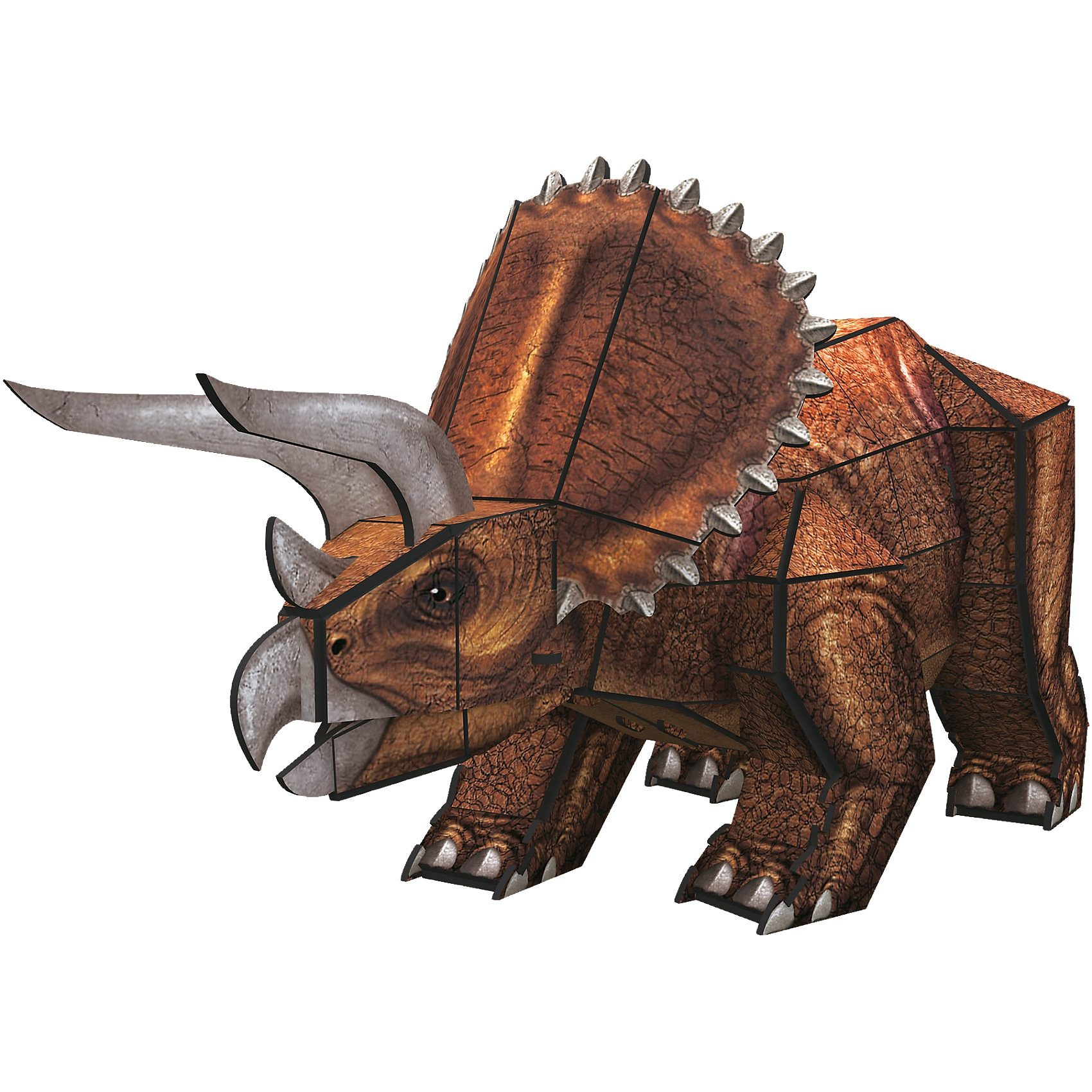 Simba 3D Puzzle Triceratops
