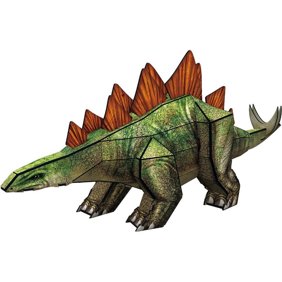 Simba 3D Puzzle Stegosaurus