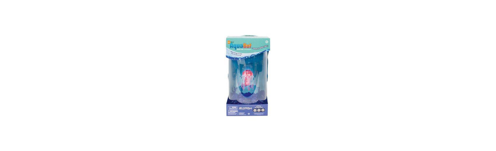 Hexbug Aquabot Jelly Fish Qualle mit Behälter