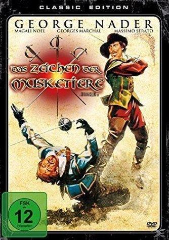 DVD »Das Zeichen der Musketiere«