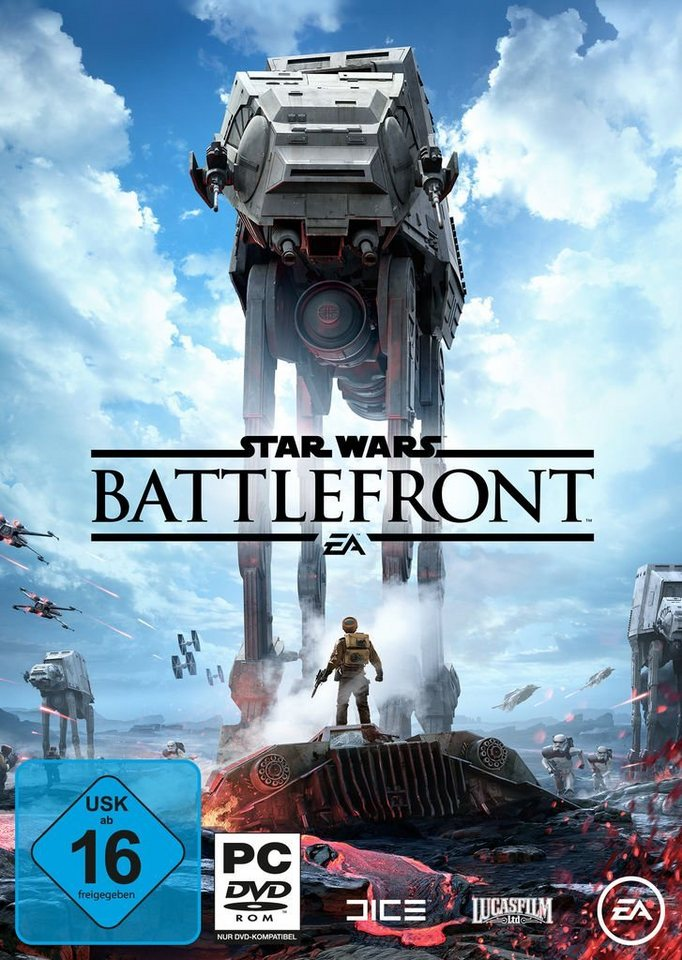Electronic Arts PC - Spiel »Star Wars Battlefront«