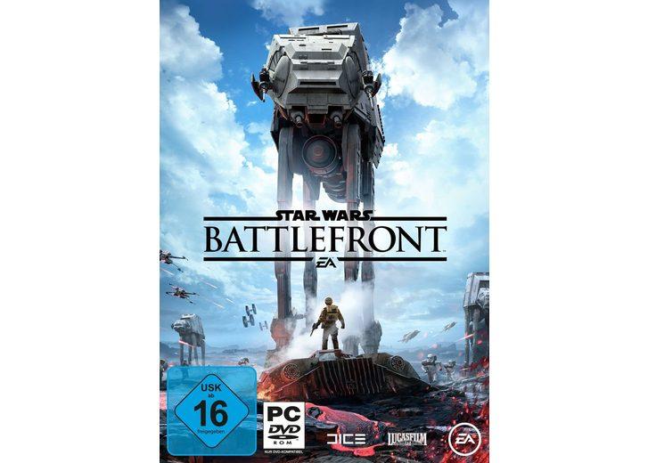 Electronic Arts PC - Spiel »Star Wars Battlefront«