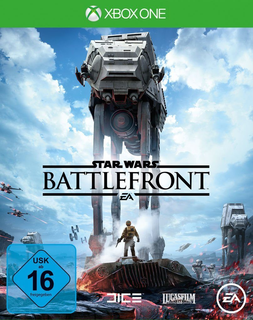 Electronic Arts XBOX One - Spiel »Star Wars Battlefront«