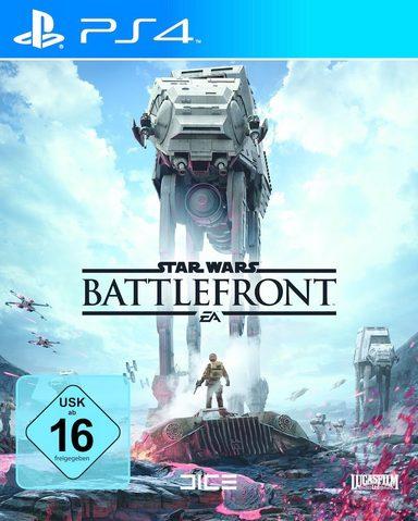 Electronic Arts Playstation 4 - Spiel »Star Wars Battlefront«