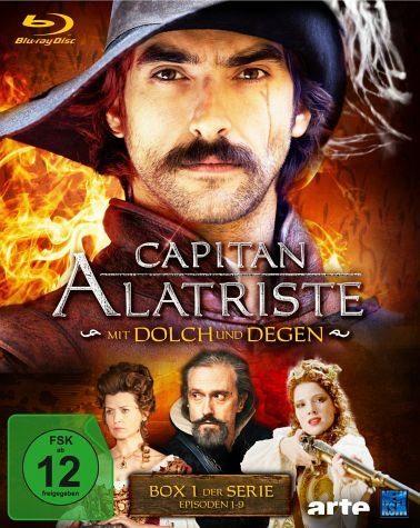 Blu-ray »Captain Alatriste: Mit Dolch und Degen - Box 1«