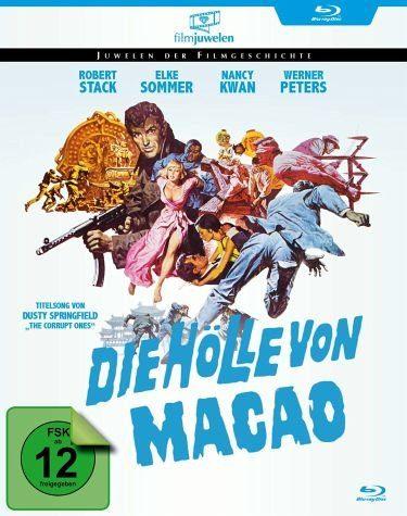 Blu-ray »Die Hölle von Macao«