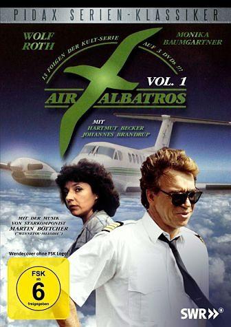 DVD »Air Albatros (3 Discs)«