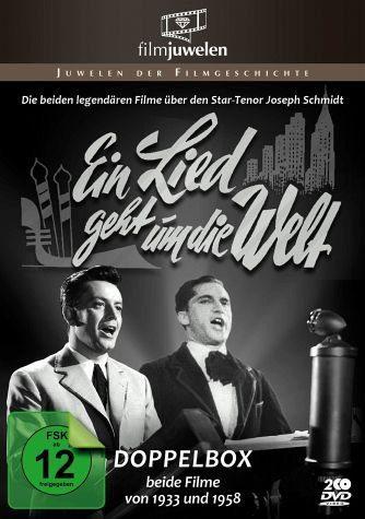 DVD »Ein Lied geht um die Welt (2 Discs)«