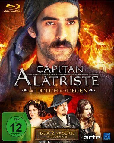 Blu-ray »Captain Alatriste: Mit Dolch und Degen - Box 2«