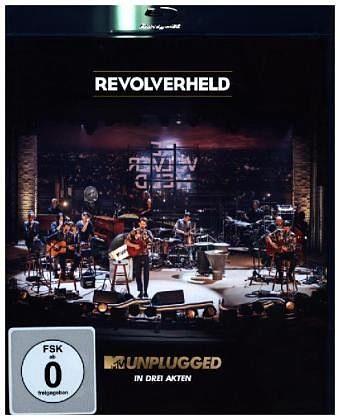 Blu-ray »Revolverheld - MTV Unplugged in drei Akten«