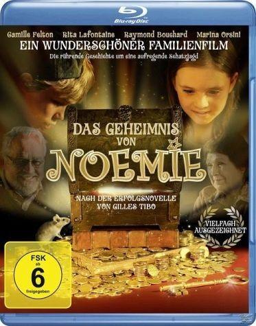 Blu-ray »Das Geheimnis von Noemie«