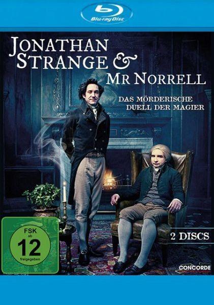 Blu-ray »Jonathan Strange & Mr Norrell (2 Discs)«