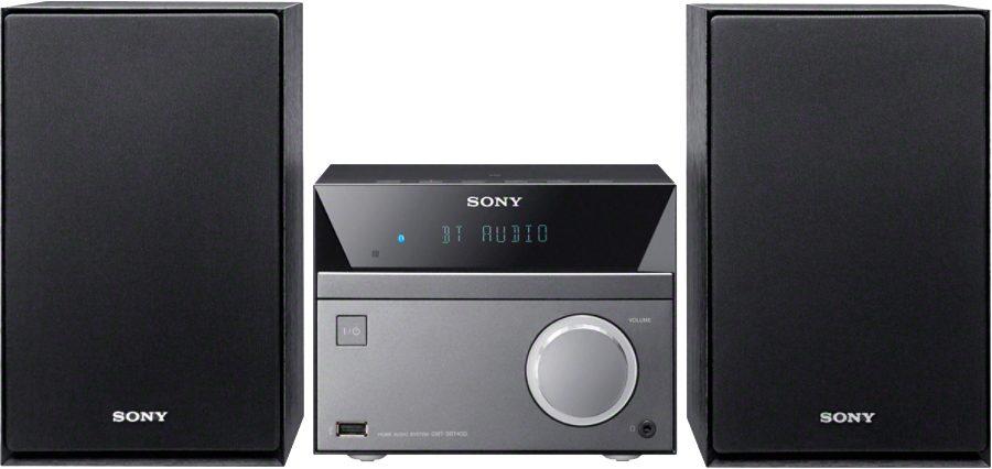 Sony CMT-SBT40D Microanlage, Bluetooth, NFC, RDS, 1x USB