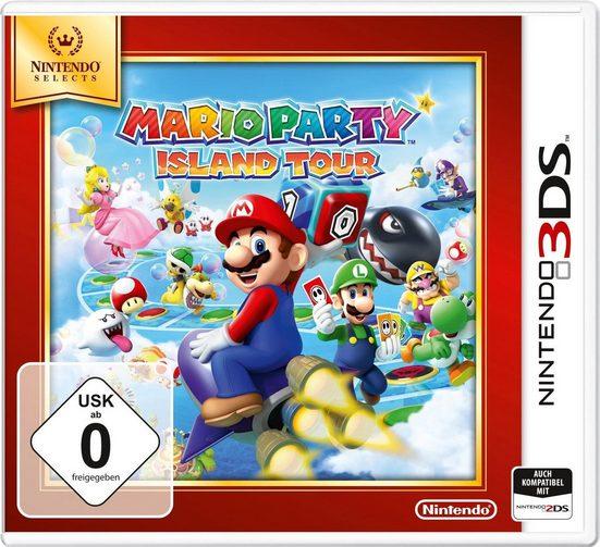 Mario Party: Island Tours Nintendo 3DS