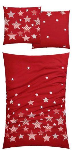 Bettwäsche »Sky«, CASATEX, mit winterlichen Motiven