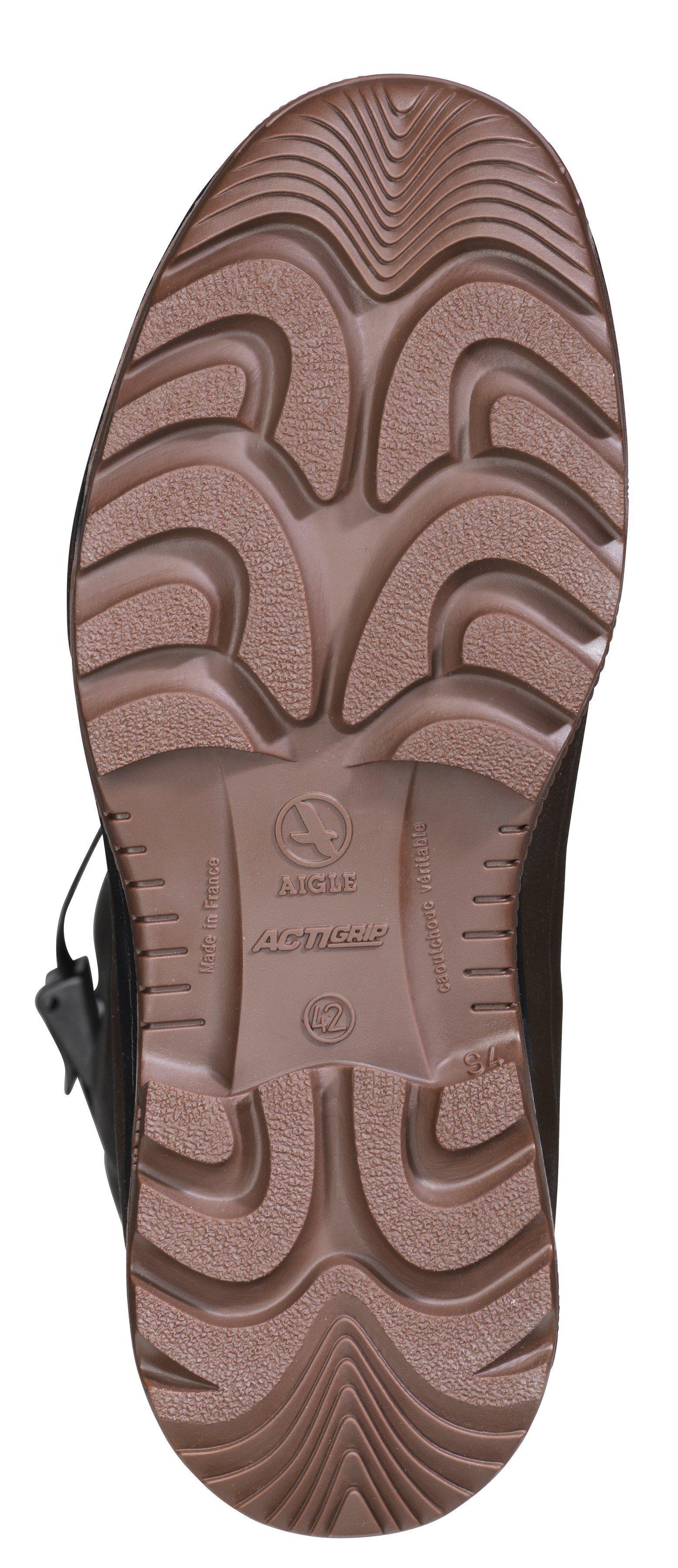 Kaufen Parcours Braun Stiefel 563549l Aigle Keine Sicherheitsklasse nr 2 Artikel Online Iso Brun c85qqA74Fw