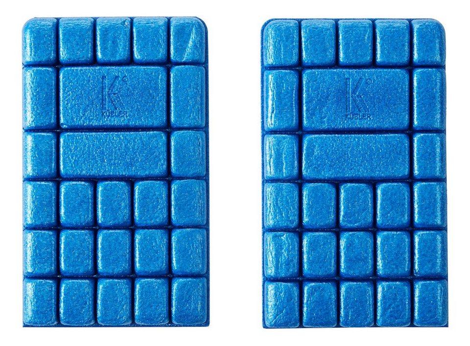Kniepolster Universal in blau