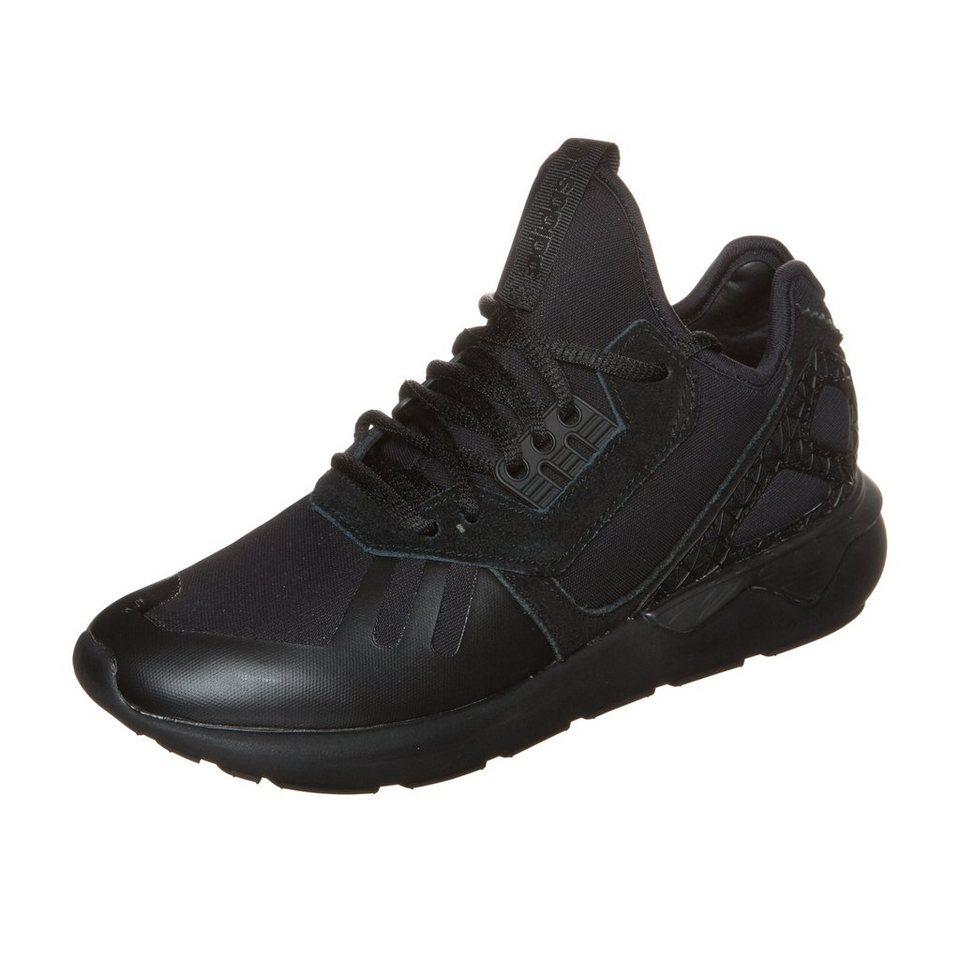 adidas Originals Tubular Runner Sneaker Damen in schwarz