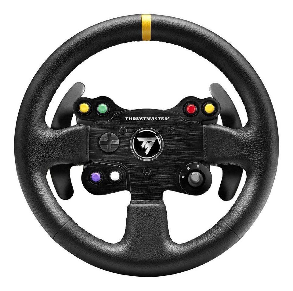 Thrustmaster Lenkrad AddOn Leder 28 GT Wheel AddOn für T300/T500/TX Lenkräder »(PS4 PS3 XOne PC)«