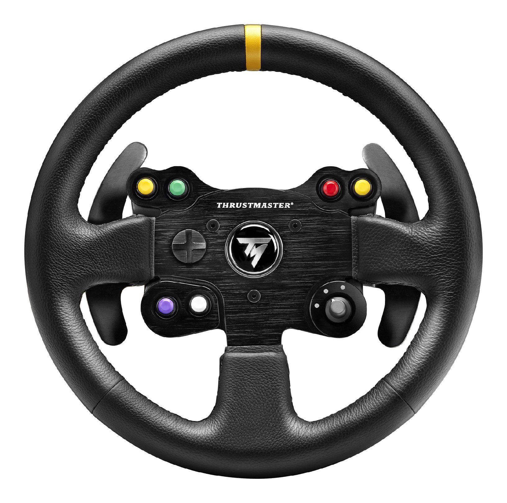 Thrustmaster Lenkrad AddOn Leder 28 GT Wheel für T300/T500/TX Lenkräder »PS4 PS3 XBox One PC«