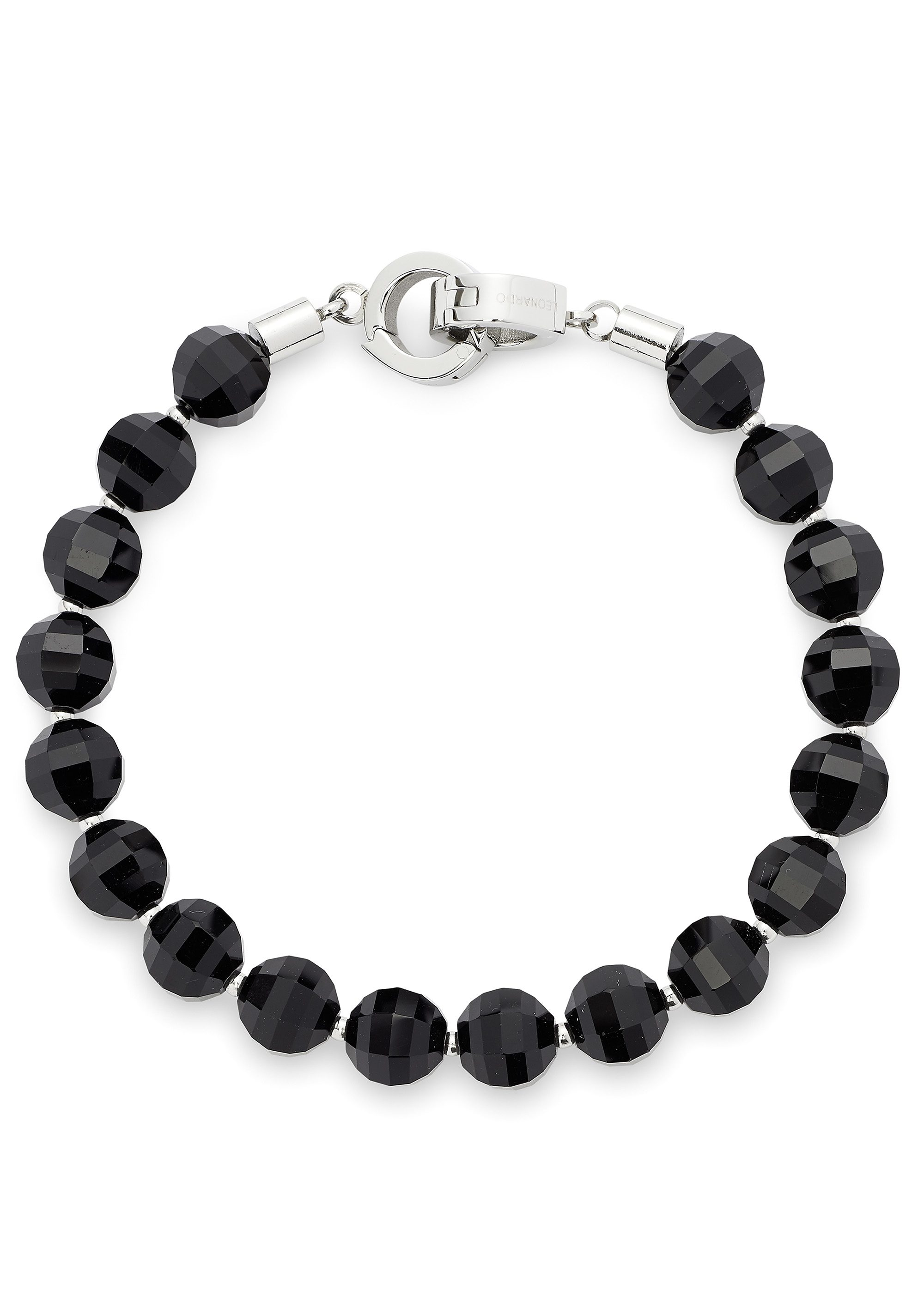 Jewels by Leonardo Charm-Armband mit Glasperlen, »darlin´s mio, 015435«
