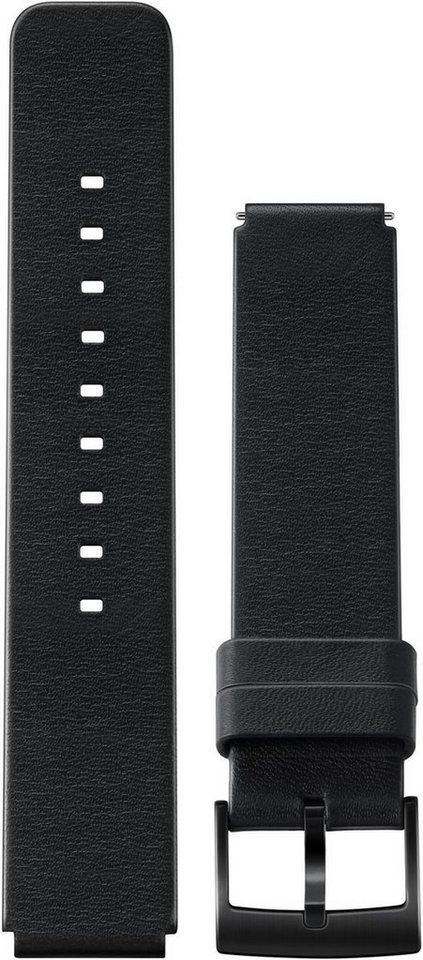 Huawei Ersatz-/Wechselarmband »Lederarmband für Watch« in Schwarz