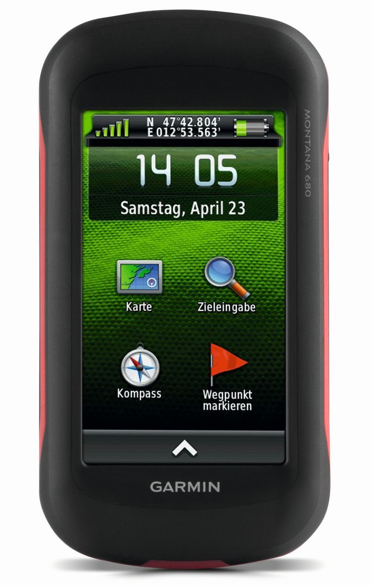 Garmin Outdoornavigation »Montana 680«