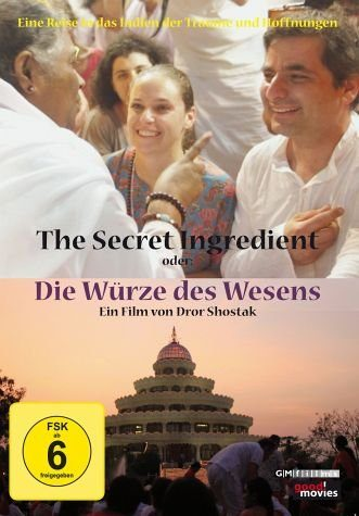 DVD »The Secret Ingredient oder: Die Würze des...«