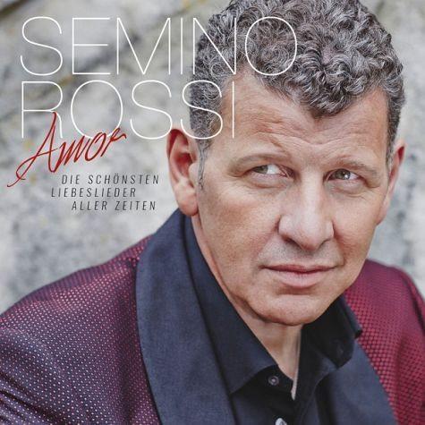 Audio CD »Semino Rossi: Amor-Die Schönsten Liebeslieder...«