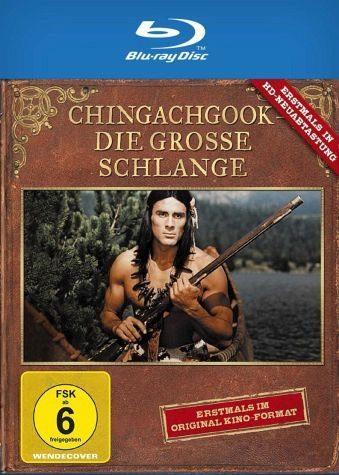 Blu-ray »Chingachgook - die große Schlange«