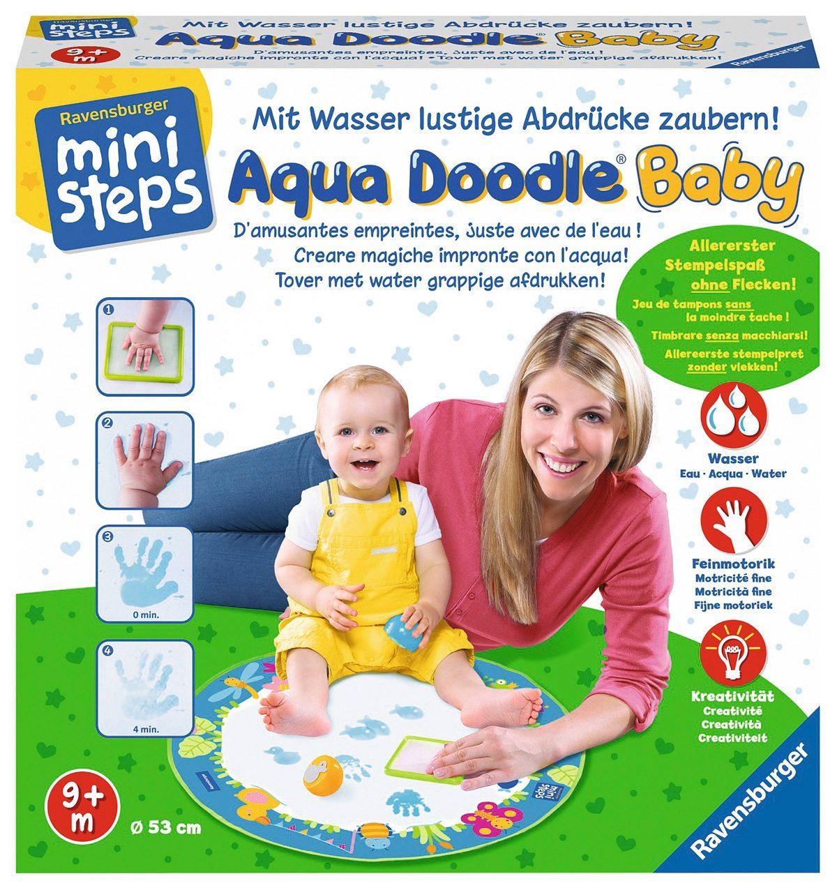 Ravensburger Malspaß, ministeps®, »Aqua Doodle® Baby«
